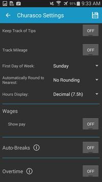 Work Log Pro screenshot 7