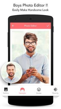 Boys Photo Editor screenshot 5