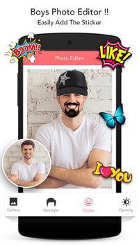 Boys Photo Editor screenshot 6