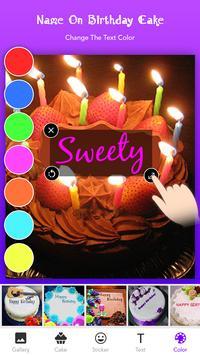 Name On Cake screenshot 5