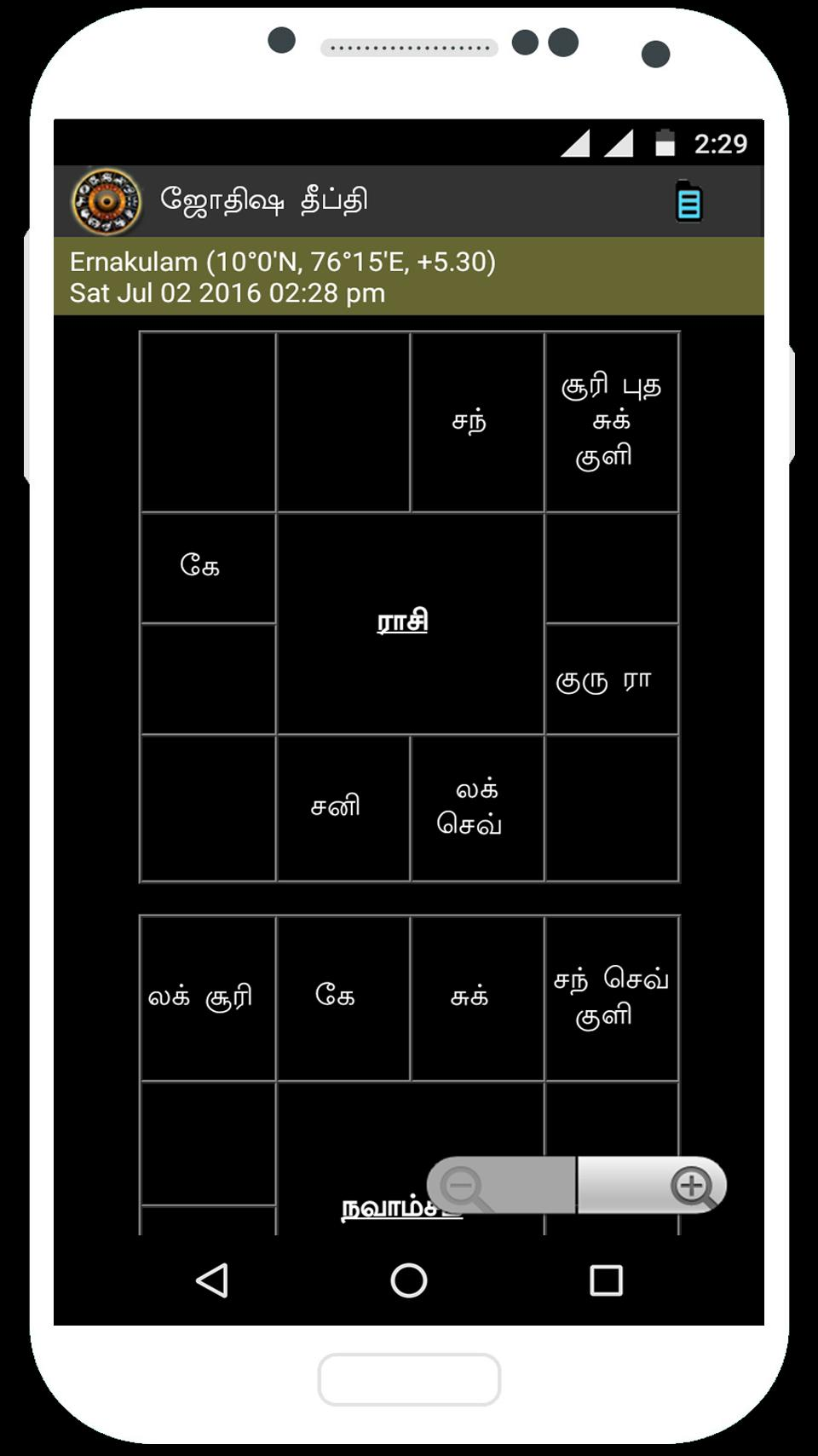 Astrology in Tamil Jyothisham for Android - APK Download