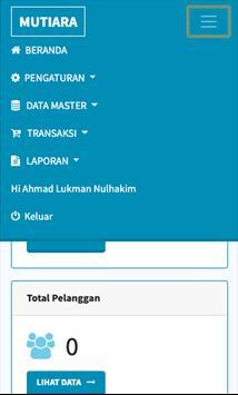 Mutiara Simpang Kosmetik screenshot 2