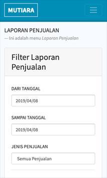 Mutiara Simpang Kosmetik screenshot 3