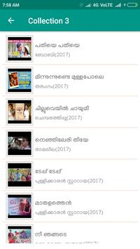 New Malayalam Songs screenshot 2
