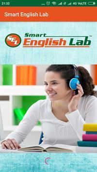 Smart English Lab poster