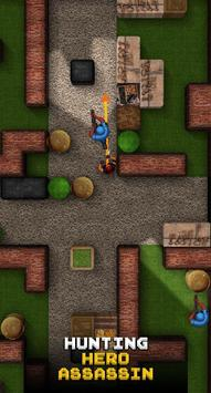 Hunter - Hero of assassin games screenshot 5
