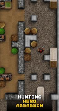 Hunter - Hero of assassin games screenshot 2
