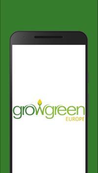 GrowGreen Europe poster