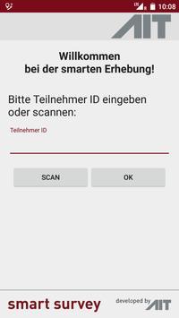 AIT smart survey screenshot 2
