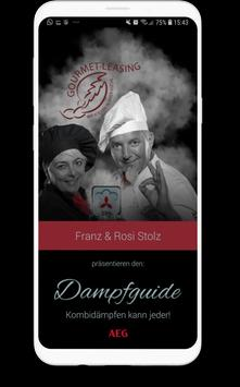 Dampfguide plakat