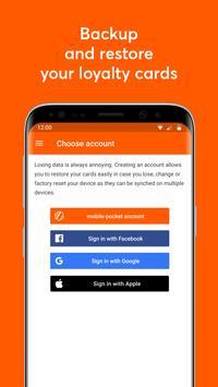 mobile-pocket screenshot 2