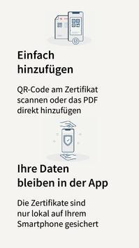 Grüner Pass Screenshot 10