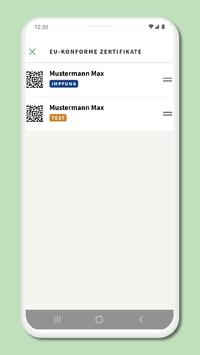 Grüner Pass Screenshot 7