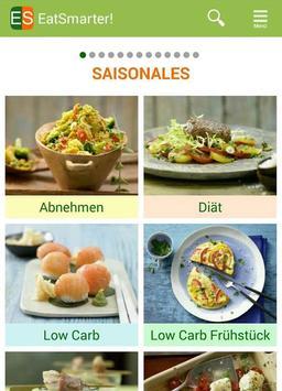 EAT SMARTER - Rezepte Poster