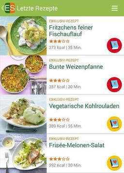EAT SMARTER - Rezepte captura de pantalla 15