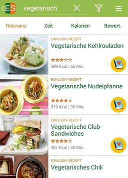 EAT SMARTER - Rezepte captura de pantalla 2