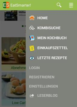 EAT SMARTER - Rezepte captura de pantalla 9