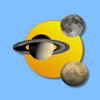 Sun, moon and planets 圖標