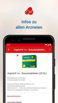 Apo-App Apotheken und Medikamente screenshot 3