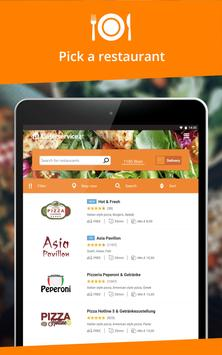 Lieferservice.at - Order food screenshot 6