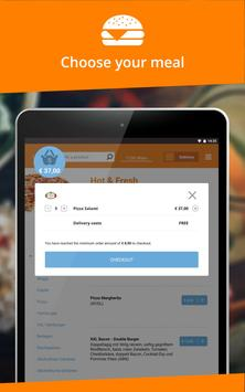 Lieferservice.at - Order food screenshot 7