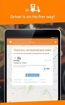 Lieferservice.at - Order food screenshot 8