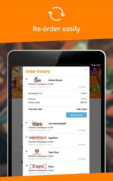 Lieferservice.at - Order food screenshot 9