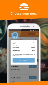 Lieferservice.at - Order food screenshot 2