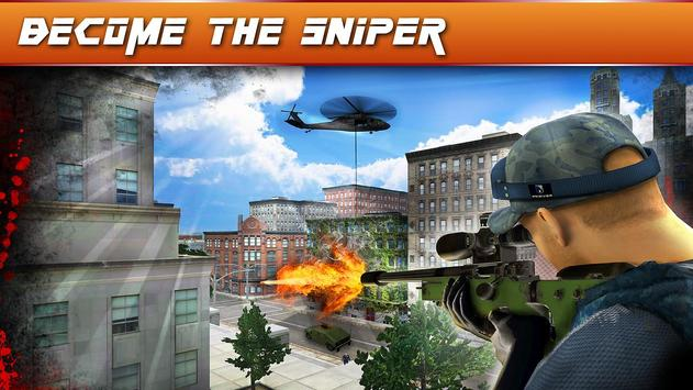 Sniper Ops 3D - Shooting Game poster