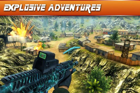 Sniper Ops 3D - Shooting Game screenshot 9