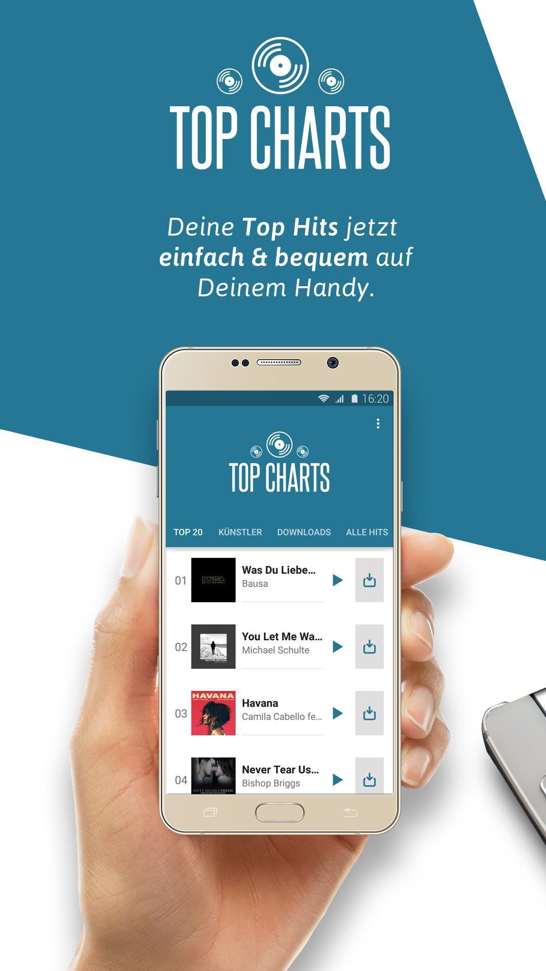 Musik Aktuelle Charts
