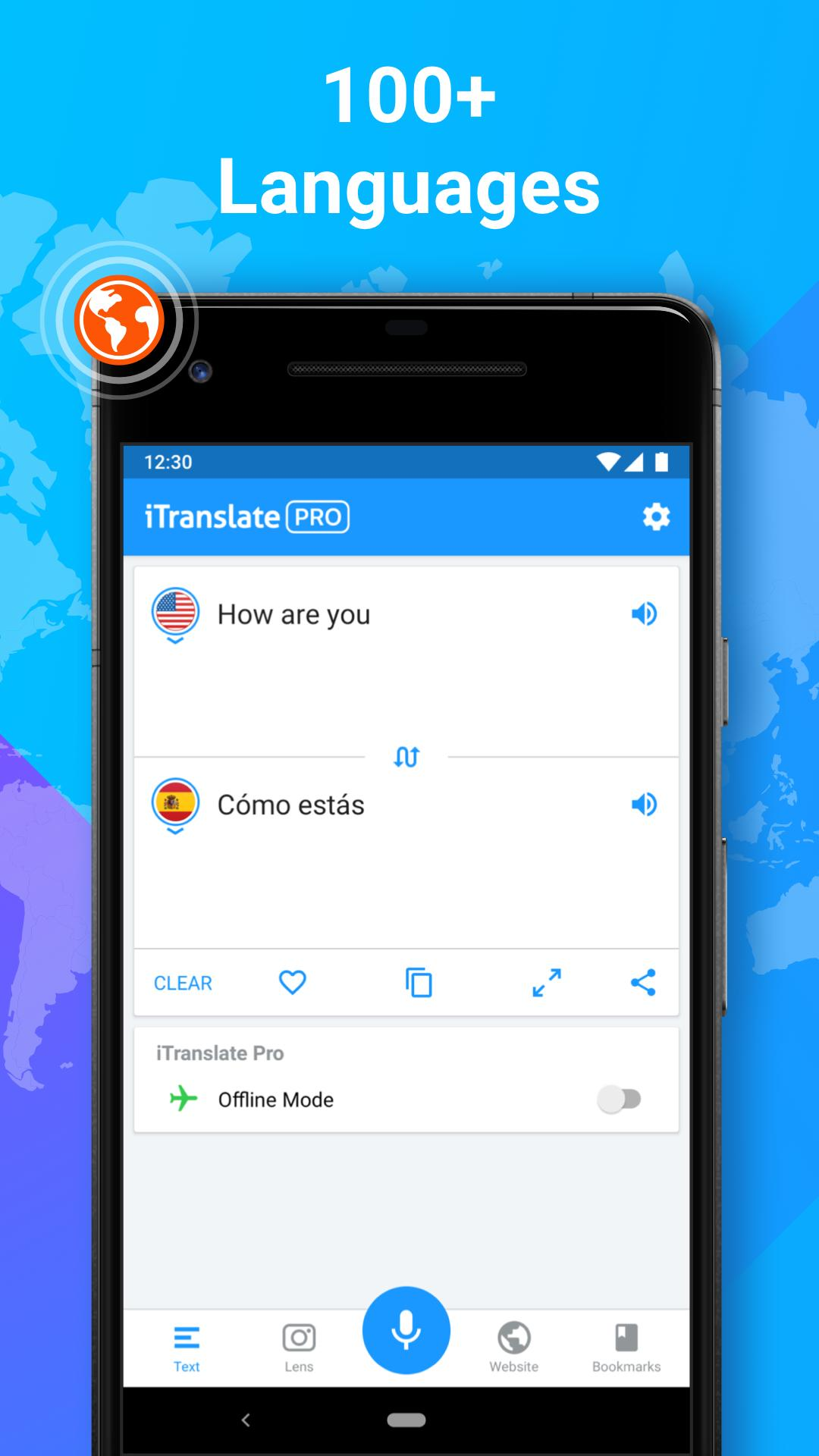 iTranslate for Android - APK Download