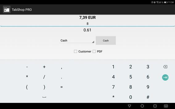 TabShop screenshot 11