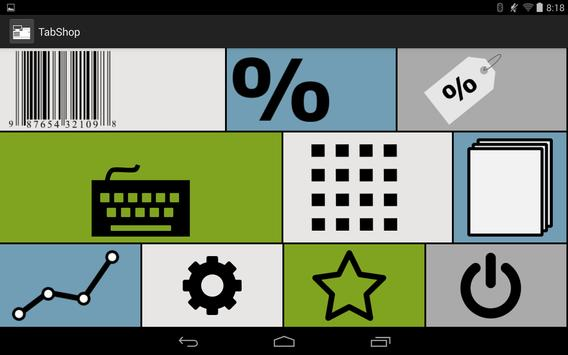 TabShop screenshot 16