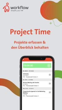 Webdesk Project-Time poster
