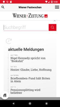 Wiener Zeitung screenshot 4