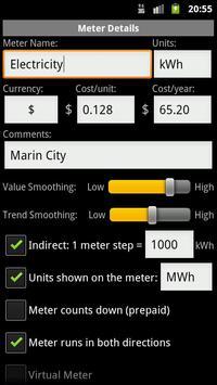 Energy Consumption Analyzer imagem de tela 1