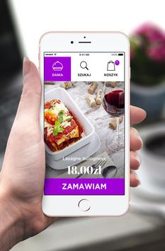 21 cafe &restaurant - catering Ostrów poster