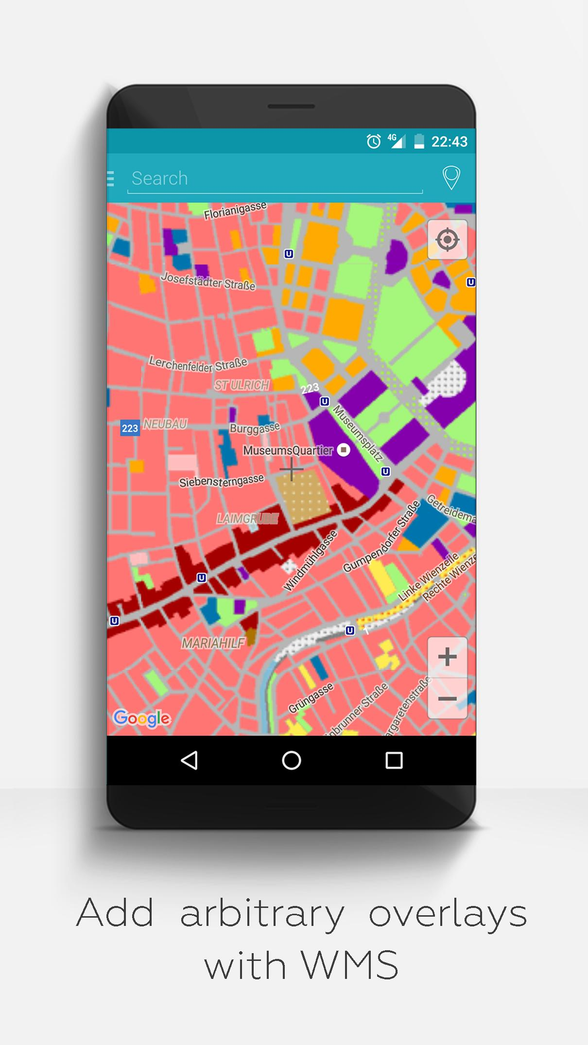 MAPinr for Android - APK Download