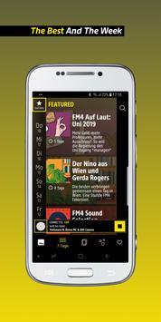 Radio FM4 screenshot 2