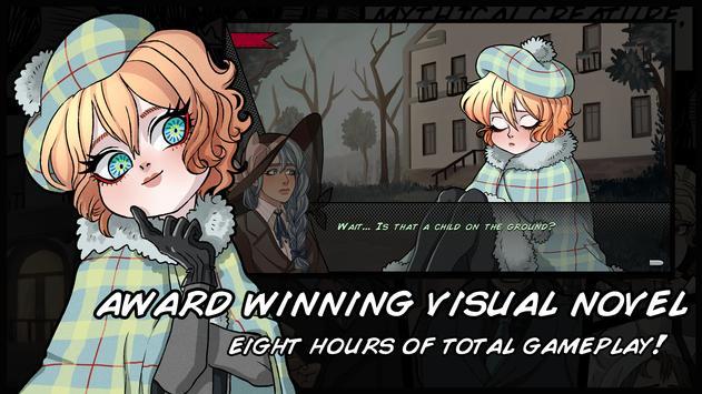 Misadventures of Laura Silver [Visual Novel] screenshot 6
