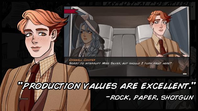 Misadventures of Laura Silver [Visual Novel] screenshot 3