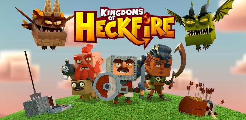 Kingdoms of Heckfire APK