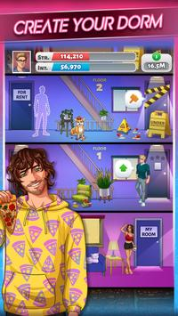 Party in my Dorm: College Life Roleplay Chat Game poster