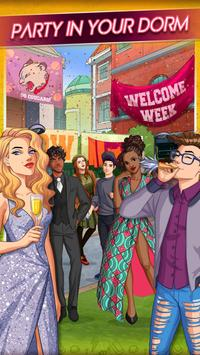 Party in my Dorm: College Life Roleplay Chat Game screenshot 4
