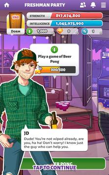 Party in my Dorm: College Life Roleplay Chat Game Screenshot 6