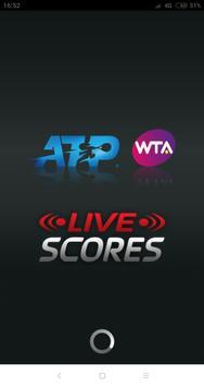 ATP/WTA Live poster