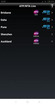 ATP/WTA Live screenshot 1