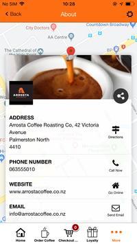 Arrosta Coffee Roasting Co App. screenshot 4