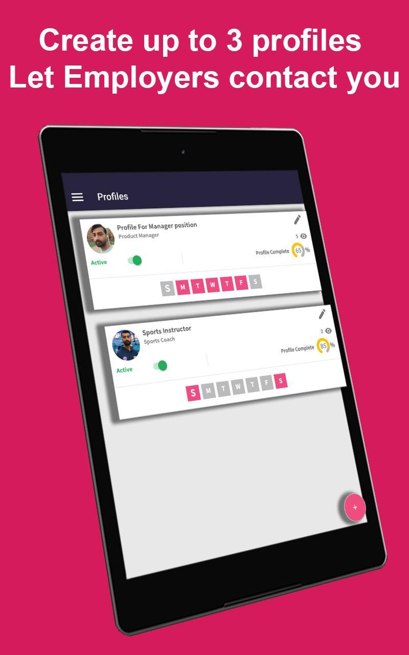 Ployed Jobs - don't seek a job, get hired now for Android